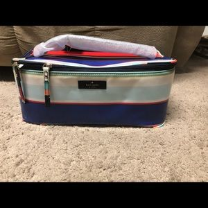 Kate Spade Daycation large Colin cosmetics case